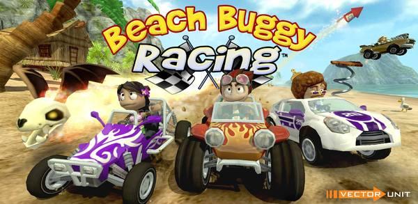 دانلود بازی مسابقات ساحلی Beach Buggy Racing برای موبایل اندروید