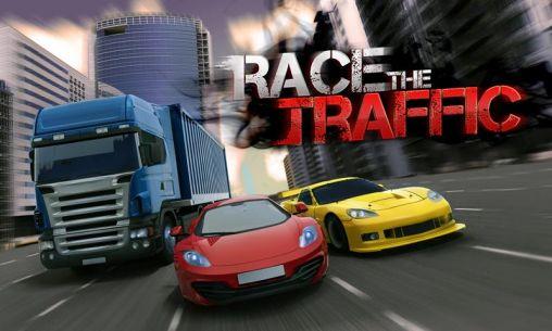 دانلود بازی رانندگی در ترافیک Race The Traffic برای موبایل اندروید