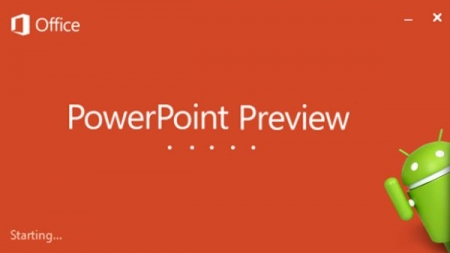 دانلود Microsoft PowerPoint Preview 16.0.3930.1010 - پاور پوینت اندروید