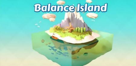 دانلود Balance Island 1.0 - بازی اندروید تعادل جزیره