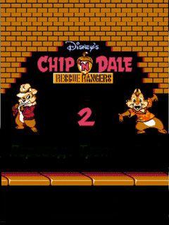 دانلود بازی قدیمی میکرو و سگا برای موبایل فرمت جاوا chip and dale