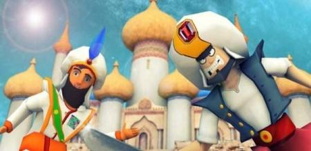 دانلود Prince Aladdin Runner 1.0.9 - بازی اندروید شاهزاده علاءالدین