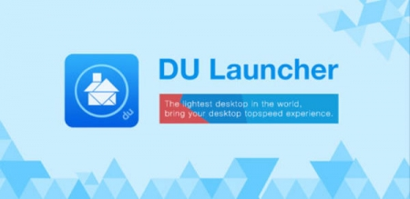 دانلود DU Launcher 1.1.0 - لانچر اندروید دو یو سبک و زیبا