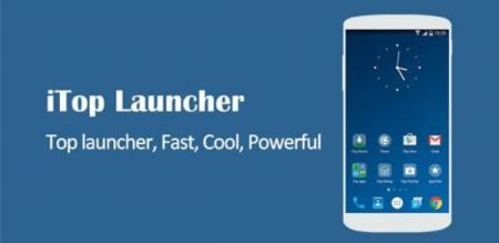 دانلود iTop Launcher - Lollipop style Prime 1.1 - لانچر اندروید