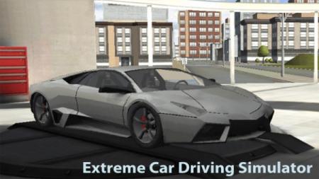 دانلود Extreme Car Driving Simulator 4.02 - بازی شبیه سازی ماشین اندروید