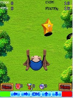 دانلود بازی موبایل جاوا هدفگیری پرتاب خوک pig shot