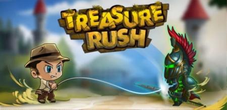 دانلود Treasure Rush 1.0.9 - بازی ماجراجویی یافتن گنجینه برای اندروید