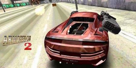 دانلود Armored Car 2 v1.0.6 - بازی اندروید اتومبیل های مسلح