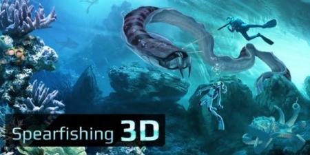 دانلود Spearfishing 3D 1.6 - بازی اندروید ماهیگیری به صورت سه بعدی