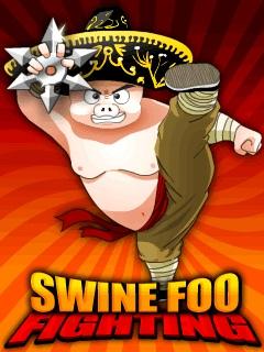 دانلود بازی مبارزه ای خوک مبارز برای گوشی و موبایل جاوا